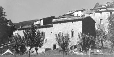 Gite Les Asphodèles, état d'origine en 1967