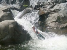 canyoning with Aigoual Pleine Nature, partner of the Lodge Les Asphodèles