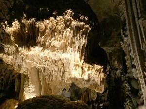 The Grotte des Demoiselles (Ladybirds Cave), historical site by the Lodge Les Asphodèles