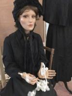 Silk weaver - Silk Museum, by the Lodge Les Asphodèles
